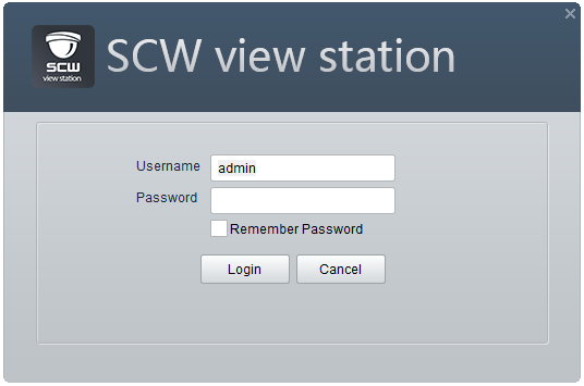 SCW View Station