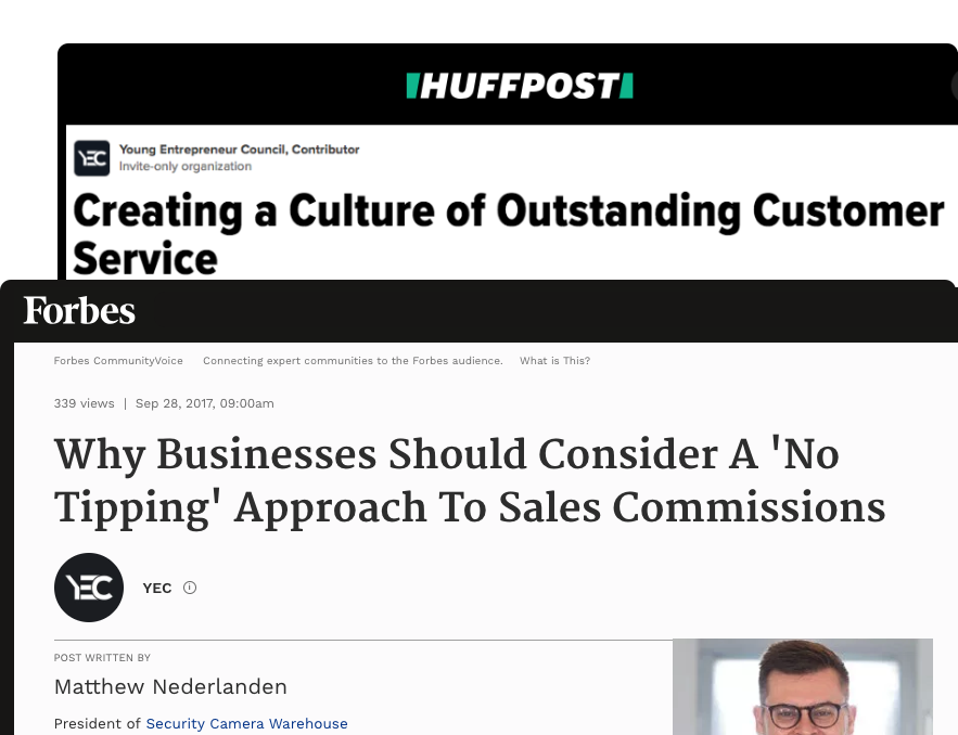 forbes article on sales without commission