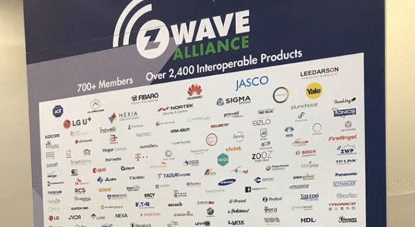 Z-Wave Alliance Members