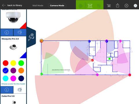 Scw Surveillance Floor Plan App