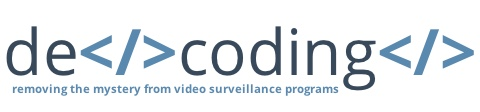 decoding: a video surveillance software blog