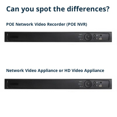 video appliances are nvrs by another name