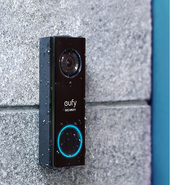 Eufy Smart Wi-Fi Video Doorbell and Base Station