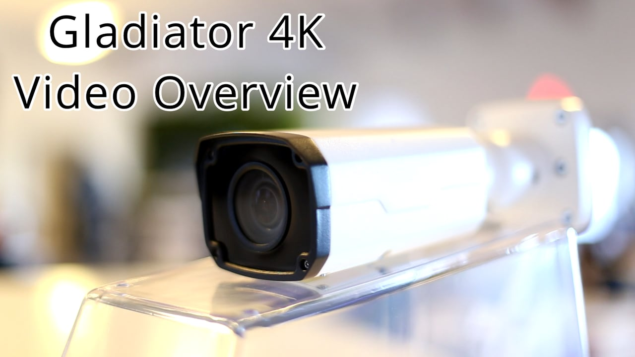 Gladiator 4K Video Overview