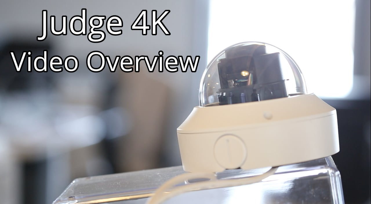 Judge 4K Video Overview