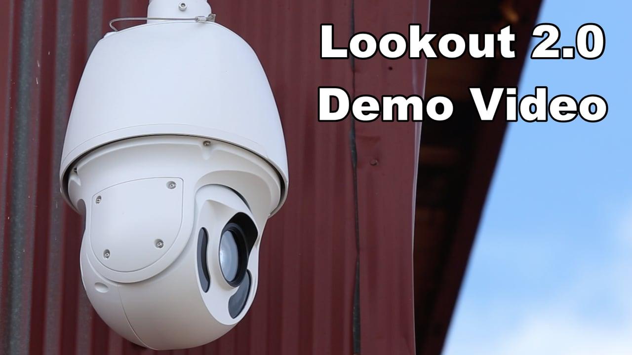 Lookout 2.0 Demo