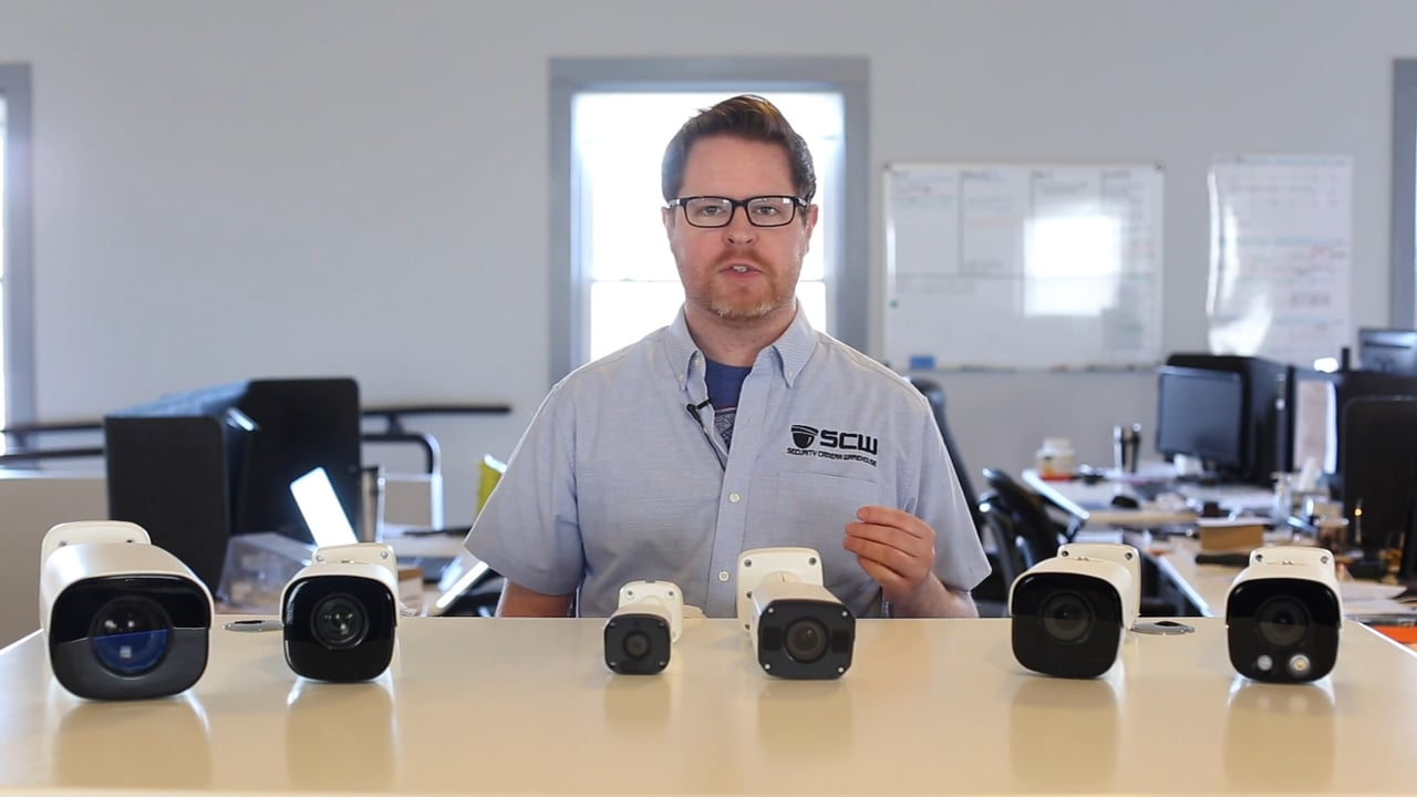Bullet Camera Lineup Overview