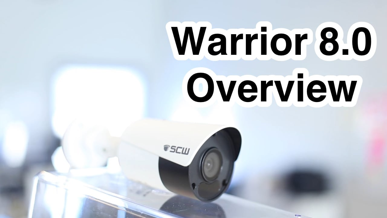 Warrior 8.0 Overview