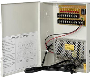 4 Port 5 Amp Power Distribution Box SCW-PX-4P5A