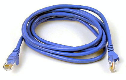 25 Foot Pre-made Cat5e Cable