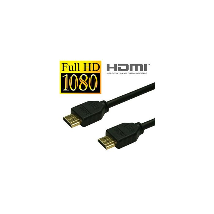 15 Ft Premium HDMI Cable Full 1080P PMC-HDMI-015