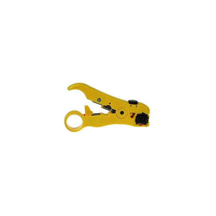 Coax Wire Stripper for RG58/RG59/RG6 CAT3/CAT5e/CAT6 SCW-T901