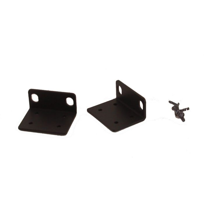 Rack Mount Ears (1U) for Networker 4 & 8, and v1 Vanguard 8 & 16 (2015-2017)