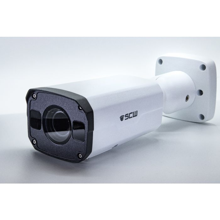 The Viking 8.0 - 26BV8M-A - 8MP (4x1080P) Multi-Purpose Lens Bullet Camera with Motorized Zoom and Focus