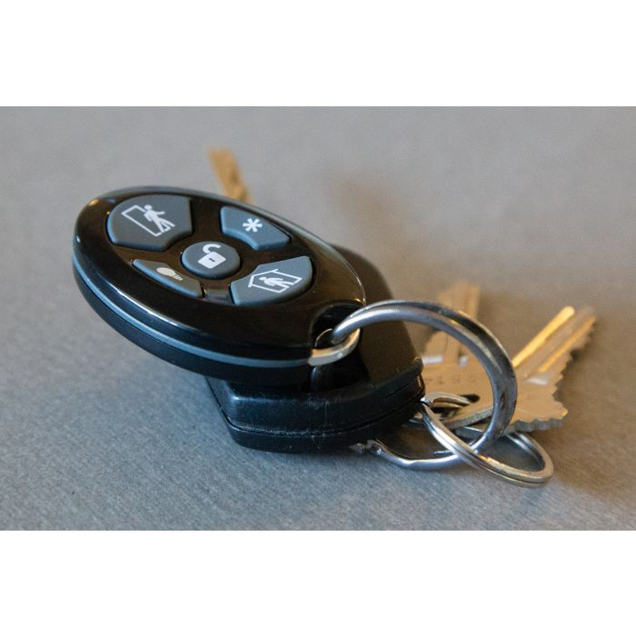 Key Fob Remote for SCW Shield and Home Automation - 74KFR