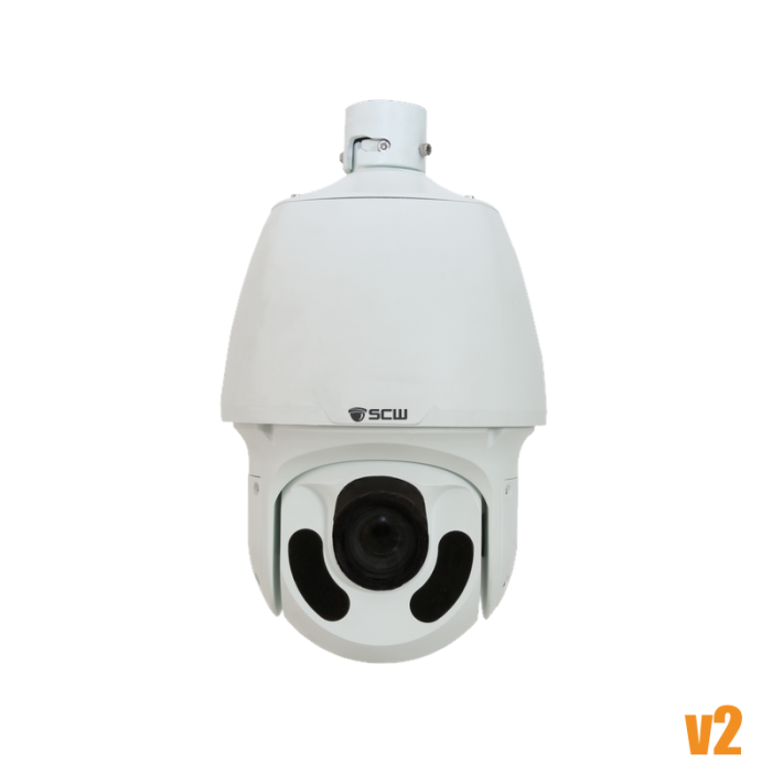 The Lookout 2.0 v2 - 26ZV2M - 2MP (1080P) IP PTZ Camera with 33x Optical Zoom