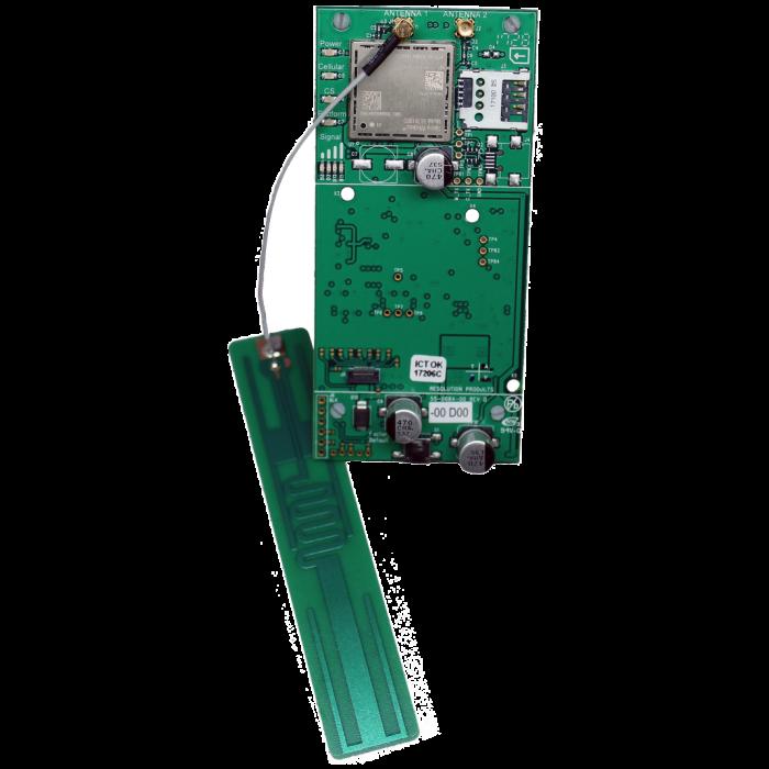 Verizon LTE Card for SCW Shield Alarm Hub - 74LTE
