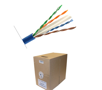 1000ft Cat6, UL, CMR, Full Copper, SCW-CAT6-1000ft