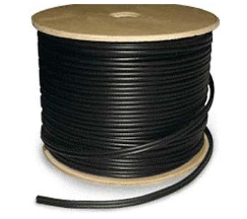 500 feet Siamese Cable RG59/U 95% Braid 18/2 Power Cable SCW-CA-500B