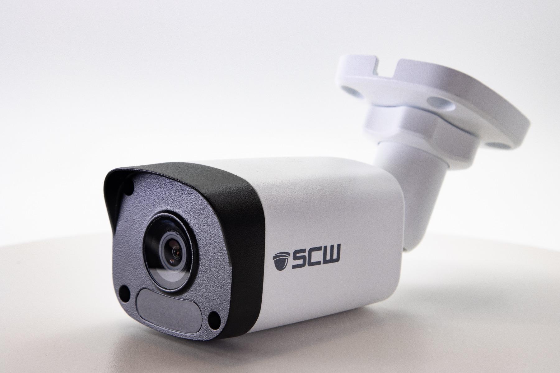 The Warrior 4.0 v2 - 26BF4M - 4MP (2x1080P) Fixed Lens Mini Bullet Camera