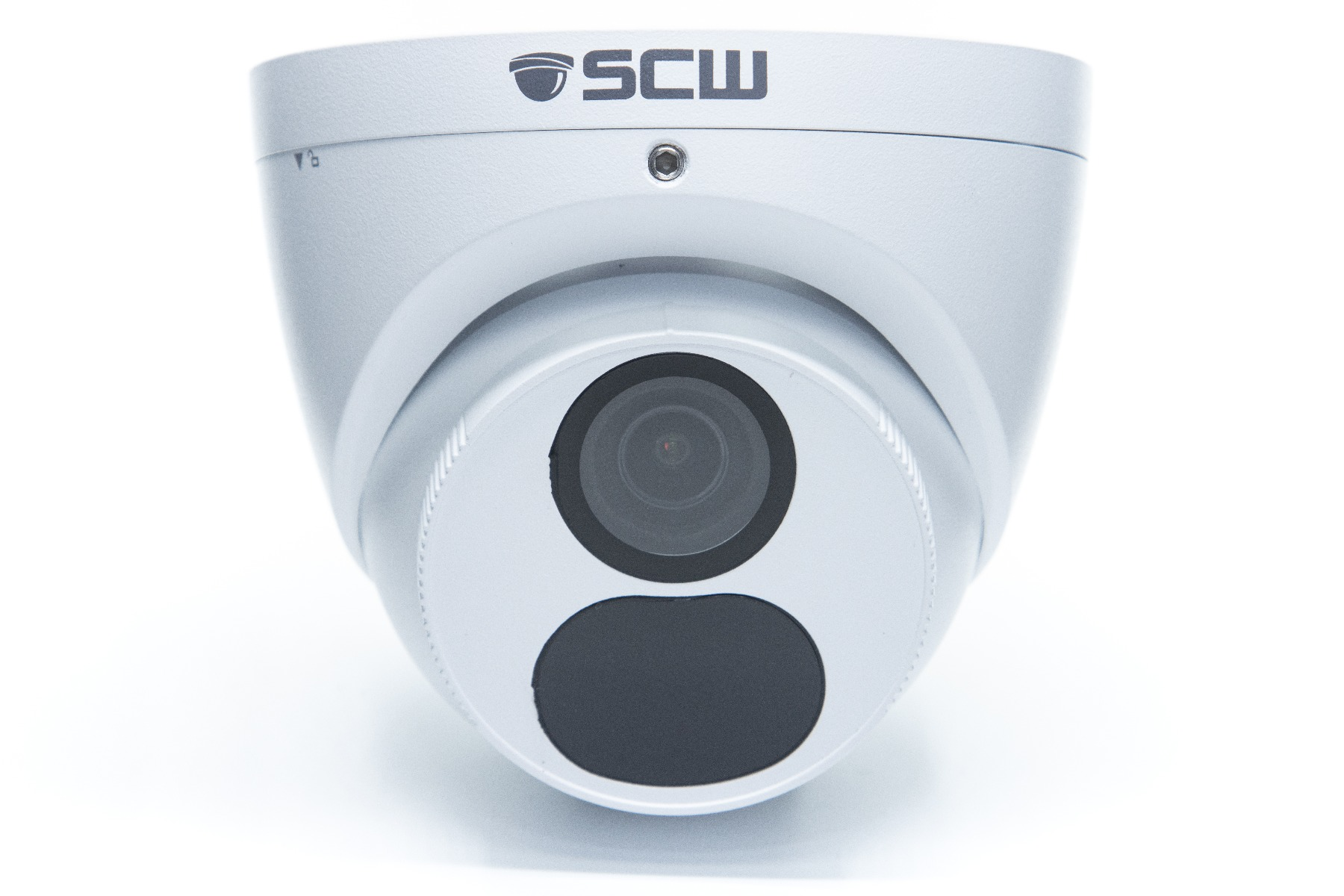 The Deputy 4.0 v2 - 26DF4M - 4MP (2x1080P) Fixed Wide Angle Lens Turret Dome Camera