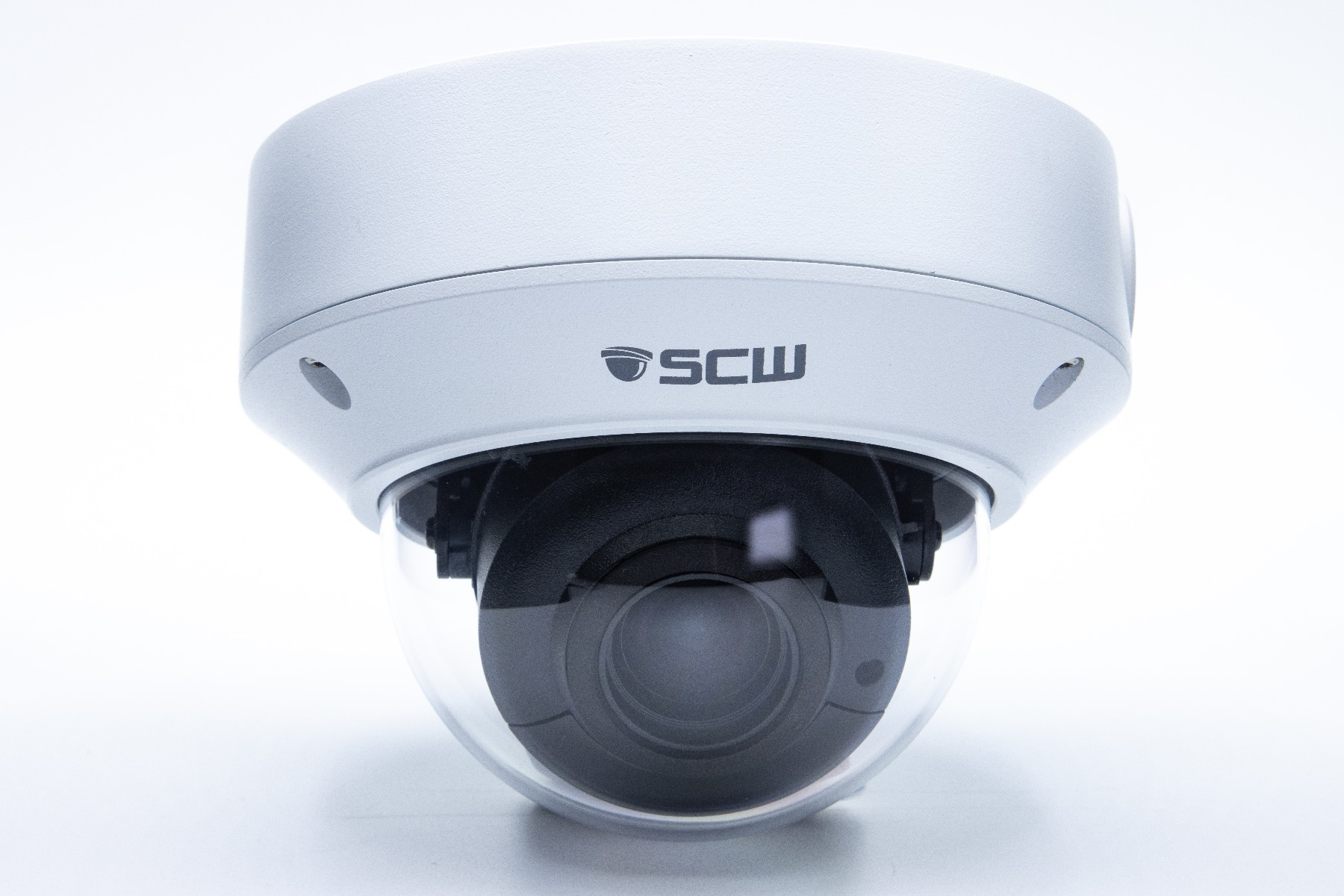 The Judge 8.0 - 26DV8 - 4K (8MP = 4x1080P) Multi-Purpose Lens Dome Camera with Motorized Zoom and IK10