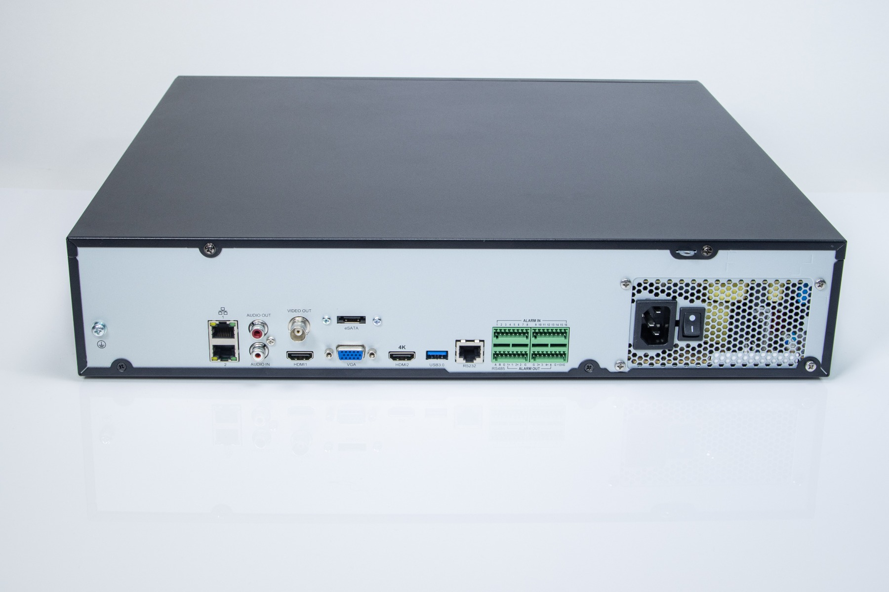 The Imperial 64 Channel 4K NVR - IMP64