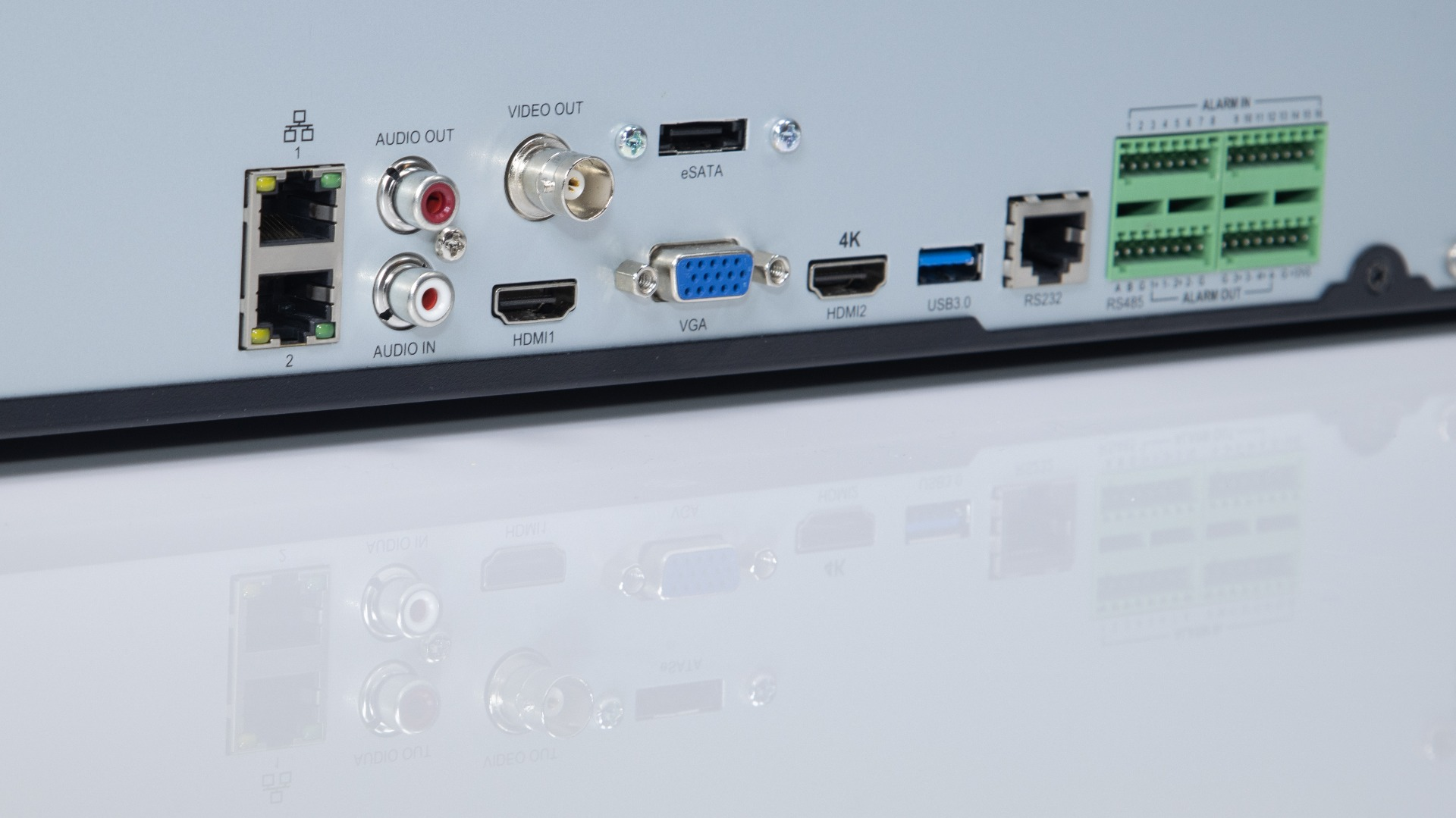 The Imperial 32 Channel 4K NVR - IMP32