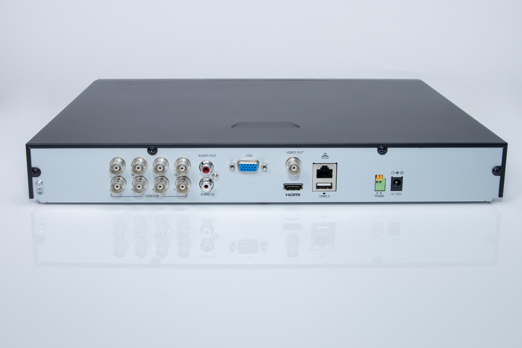 The Corporal 8 BNC and 4+ IP Flexible Hybrid NVR - COR08