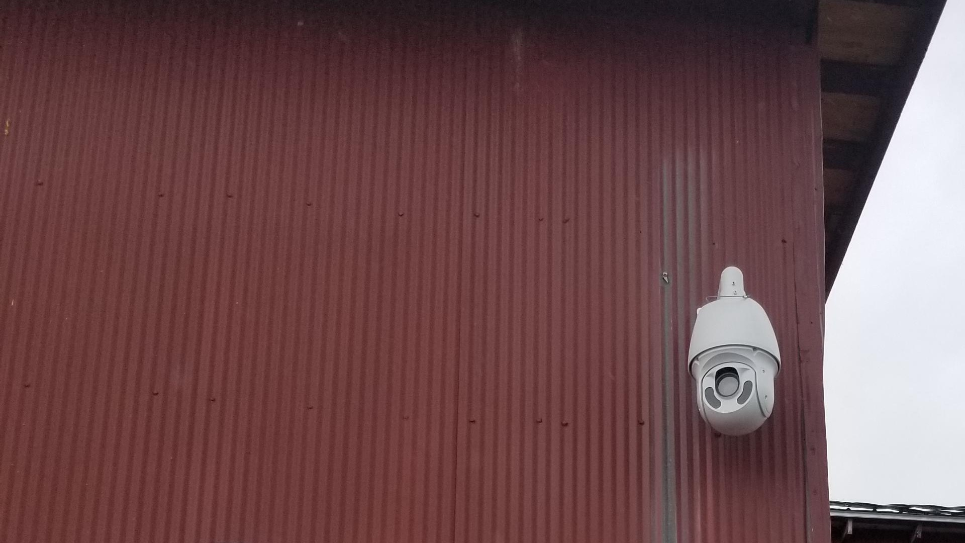 The Lookout 2.0 - 26ZV - 2MP (1080P) IP PTZ Camera with 30x Optical Zoom
