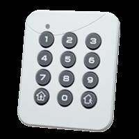 Pin Pad for SCW Shield - 74PIN