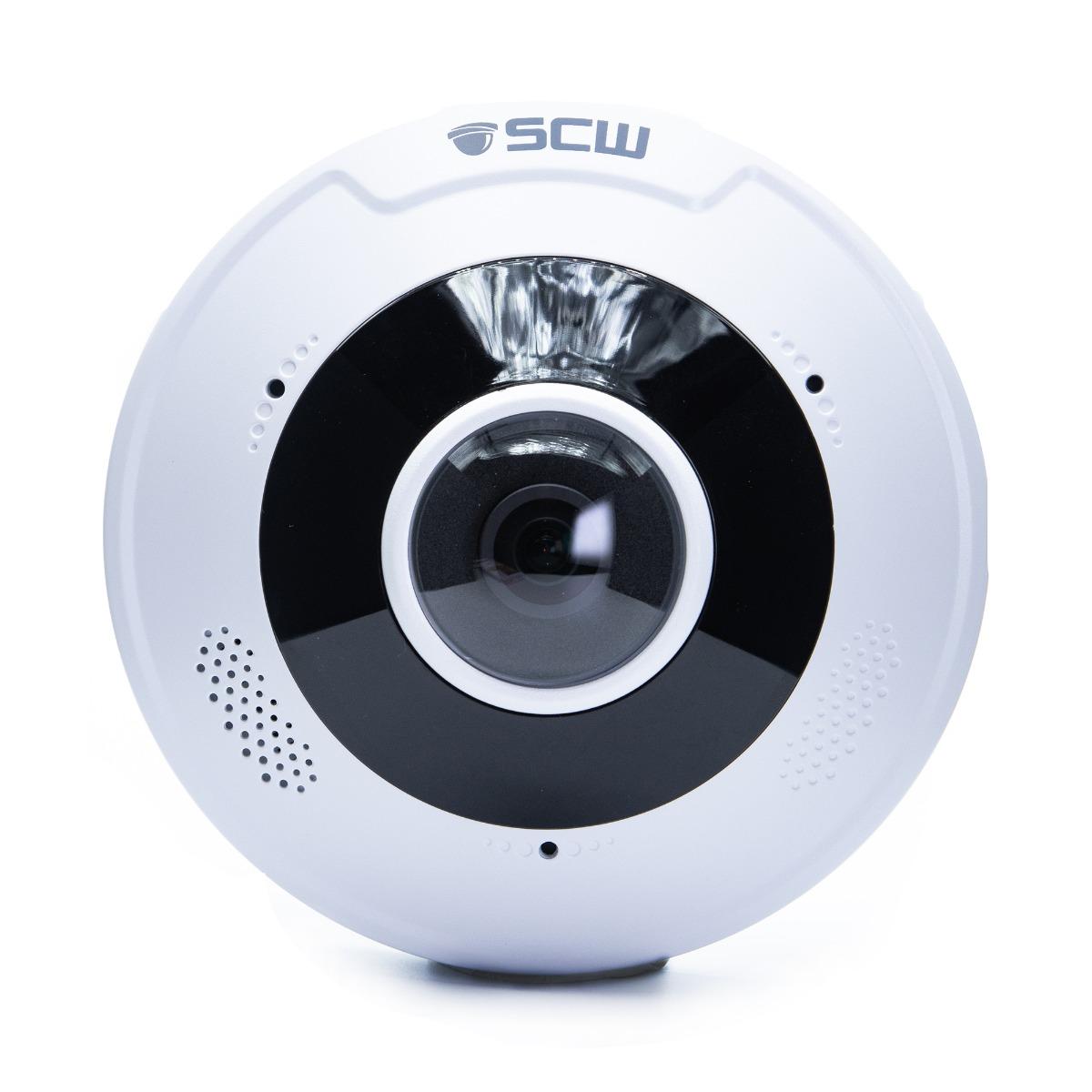 The Radius 12.0 - 26P12 - 12MP 360° Fisheye Dome Camera