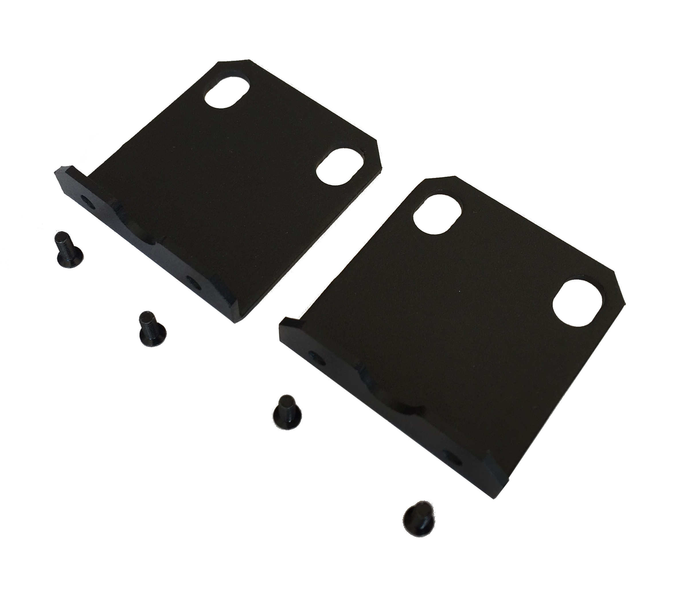 Rack Mount Ears (1U) for Admiral 8, Admiral 16, Corporal 8 & Corporal 16