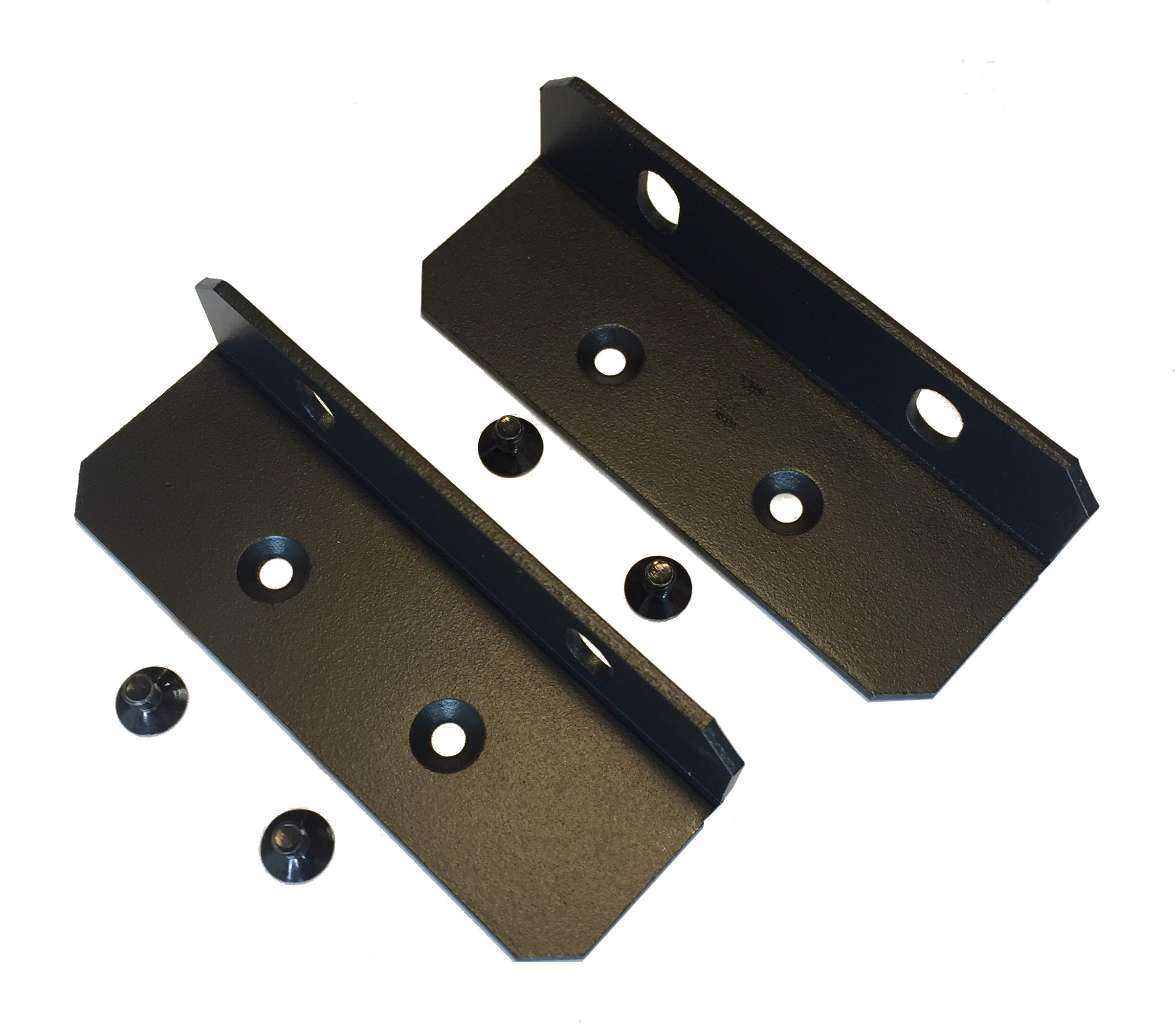 Rack Mount Ears (2U) for Admiral 16 Pro, Admiral 32 Pro, Imperial 32 & Imperial 64
